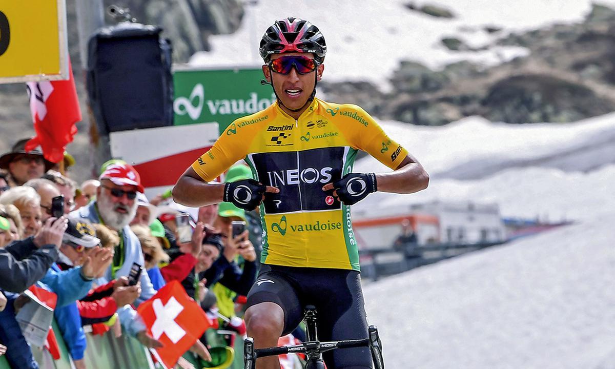 爬坡天才Bernal再度发威 勇夺环瑞士皇后站