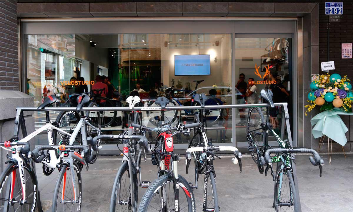 非同凡響!台中Velostudio單車選物店正式開幕