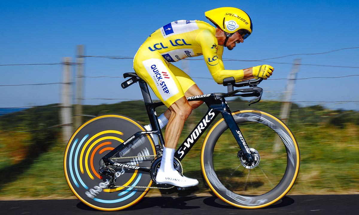 環法十三站 Alaphilippe成為黃衫最速男