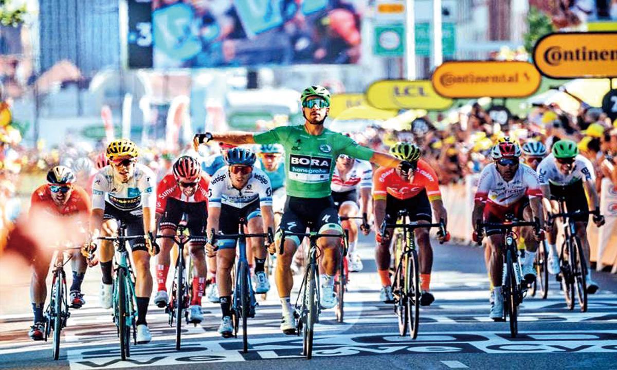 谁能超越传说!创造七届绿衫冠军的Peter·Sagan
