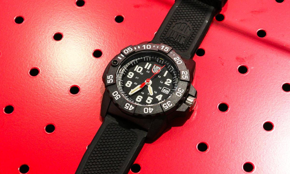 美國海豹部隊專業著用:LUMINOX雷鳴時手錶
