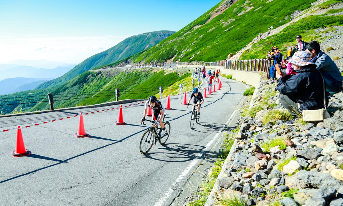 你騎過日本武嶺了嗎? 一探乘鞍登山賽魅力