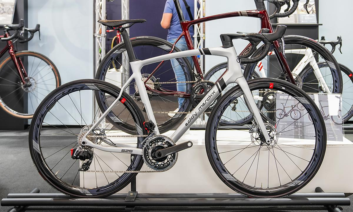 Eddy Merckx 再进化 全新525车款首登欧展