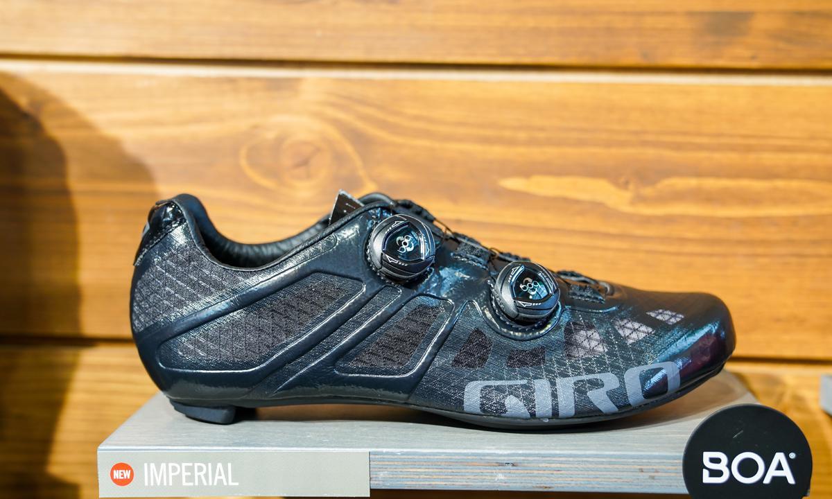 輕量設計再革命 Giro Imperial  卡鞋