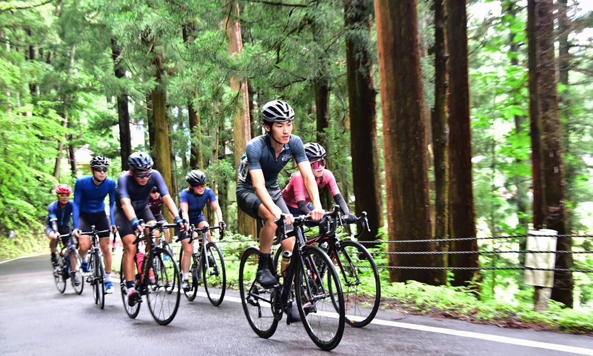 乘鞍岳自行車挑戰賽遊記(下):乘鞍登山賽