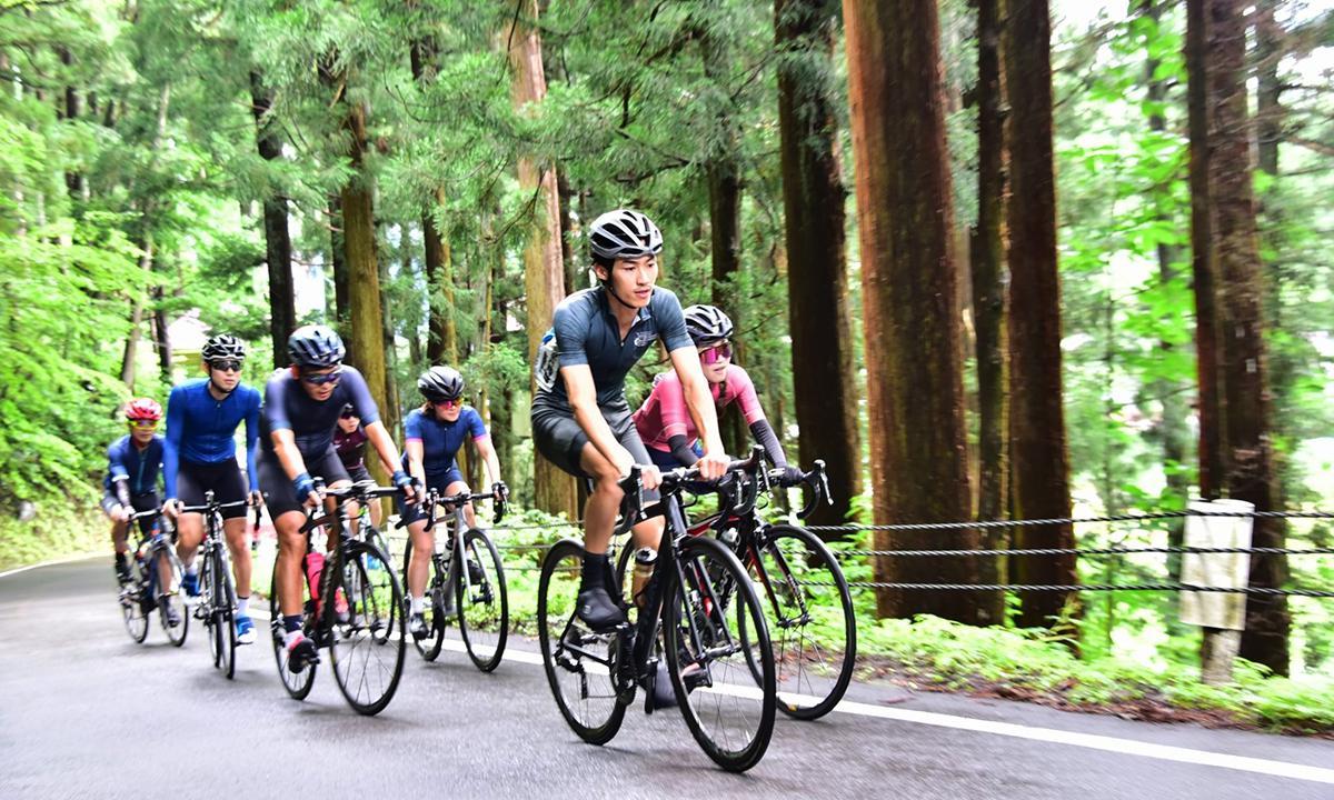 乘鞍岳自行车挑战赛游记(下):乘鞍登山赛