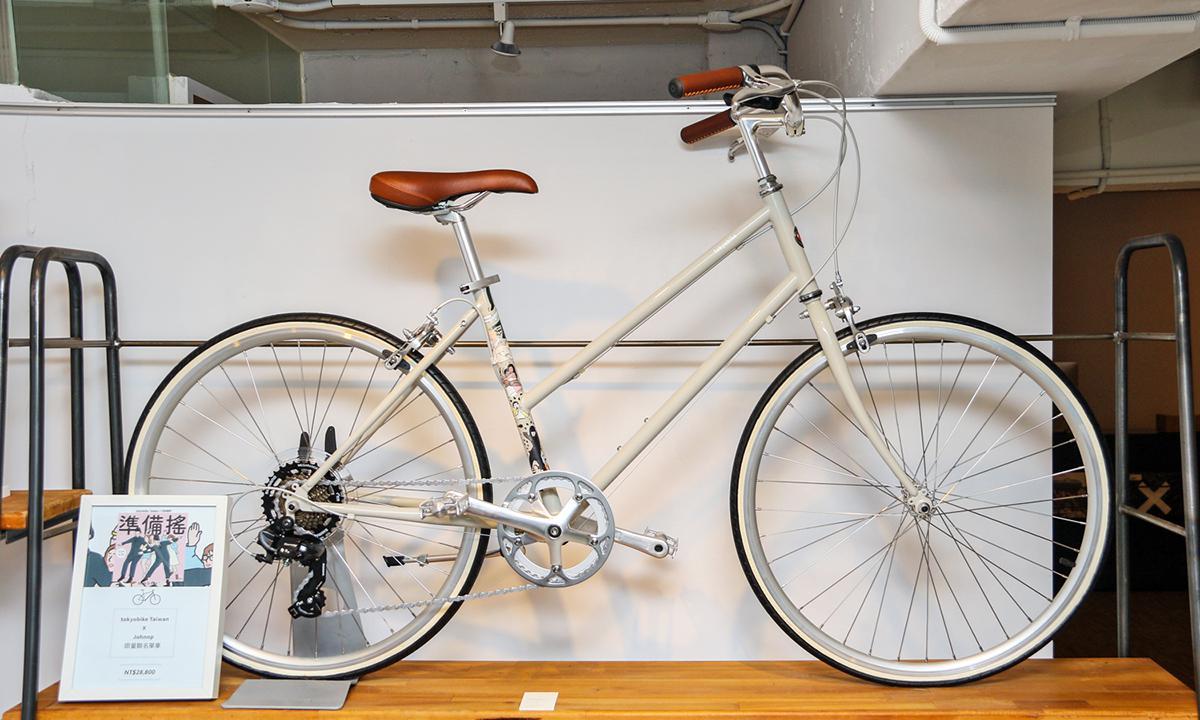 老派與時尚交織 不侷限的Tokyobike台灣