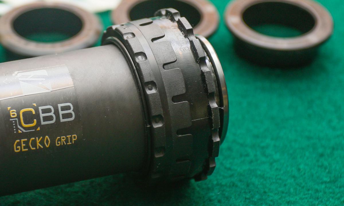 RIDEA新款碳纖維BB高科技發表